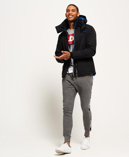 Superdry Pop Arctic Windcheater-jakke med glidelås og hette