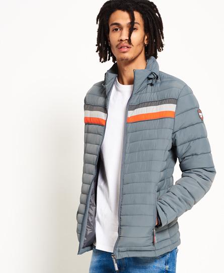 Superdry Superdry Colour Stripe Fuji jakke