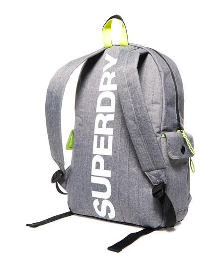 Superdry Reflective Montana-ryggsekk