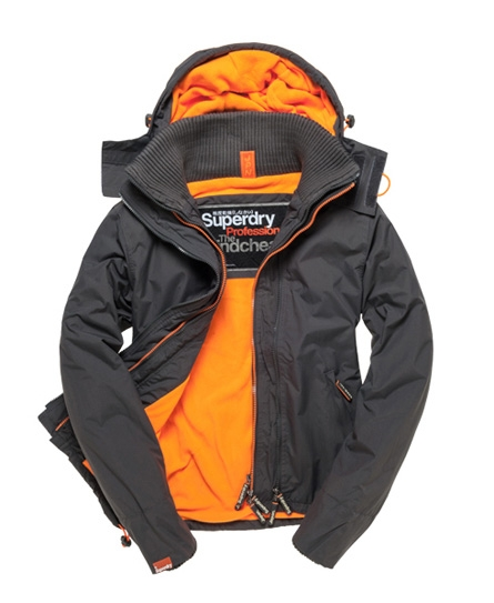 superdry arctic pop windcheater jacke herren jacken m ntel. Black Bedroom Furniture Sets. Home Design Ideas