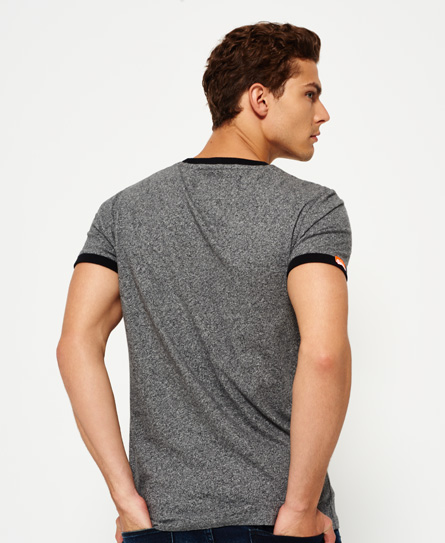 Superdry Orange Label Cali Ringer T-Shirt