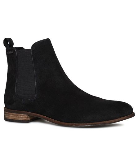 Superdry Superdry Millie chelsea boots i ruskind