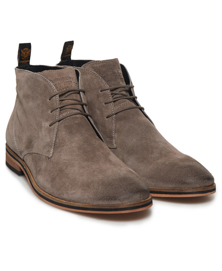 Superdry Trenton Sleek Chukka Boots