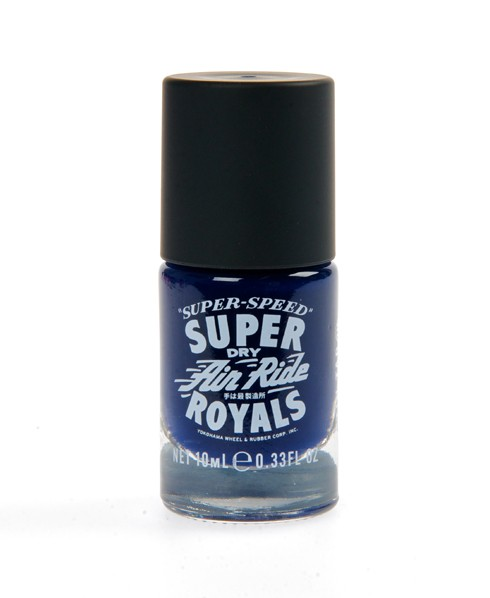 Superdry Nail Paint Navy