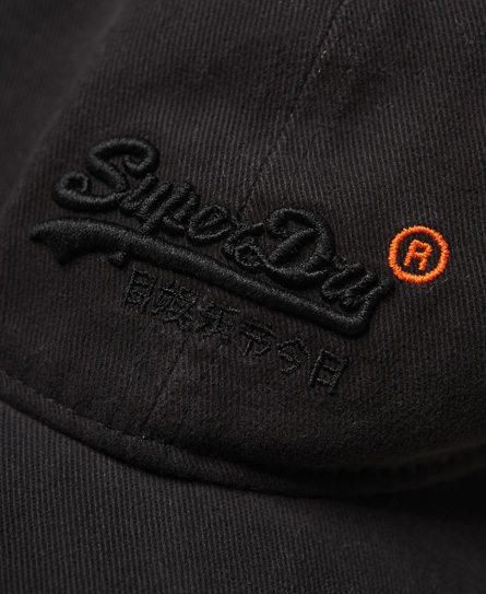Superdry Gorra Super Solo Orange Label