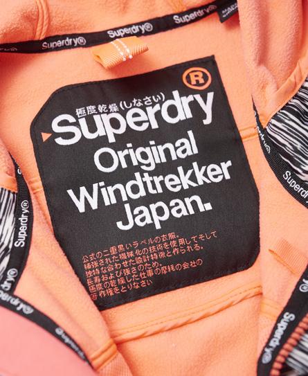 Superdry SD-vindjacka med huva