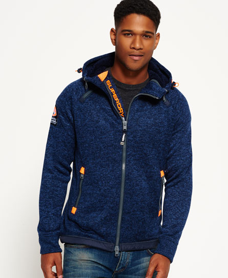 superdry storm kapuzenjacke herren hoodies. Black Bedroom Furniture Sets. Home Design Ideas