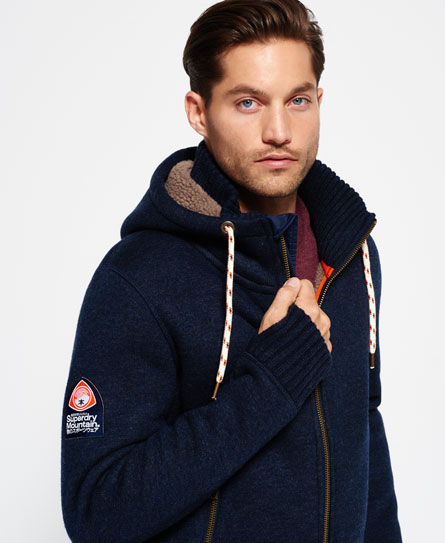 Expedition Zip Hooded Jacket