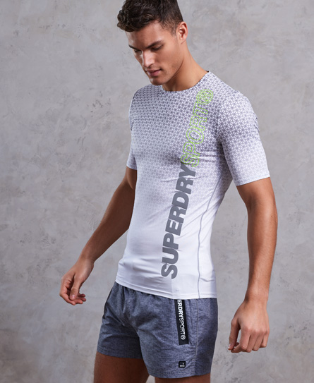 Superdry Athletic All Over Print T-Shirt