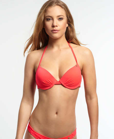 Superdry Santorini Cupped Bikinitop