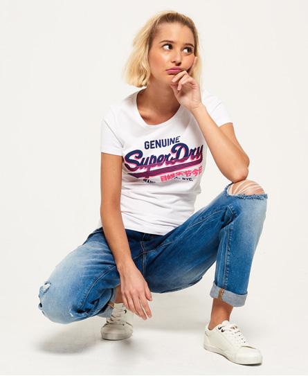 Superdry Superdry Vintage Logo Genuine T-shirt