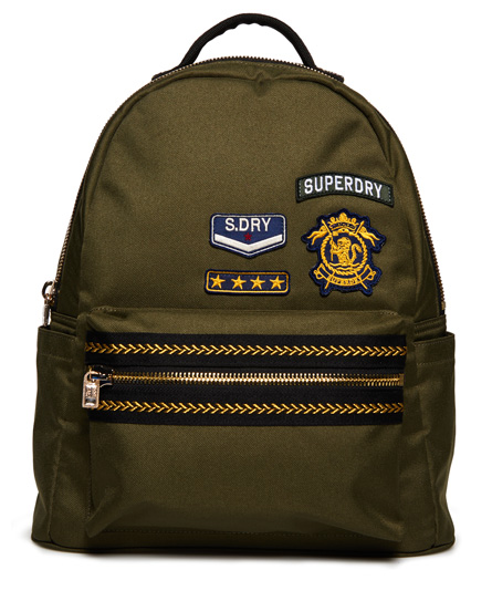 Patched Midi Backpack Superdry YsWtRXM