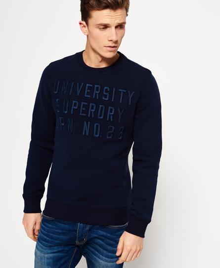 Superdry Core Applique Crew Neck Sweatshirt