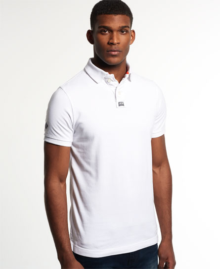 Superdry Classic Piqué Polo-Shirt