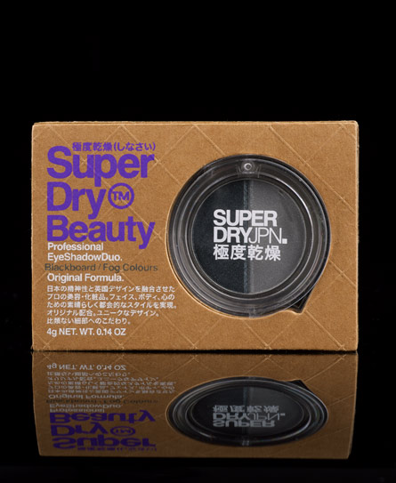 Superdry Eye Shadow Duo Black