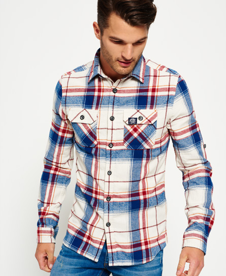 Mens Longsleeve Shirts