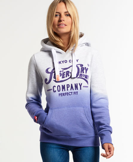 superdry perfect fit hoodie damen hoodies. Black Bedroom Furniture Sets. Home Design Ideas