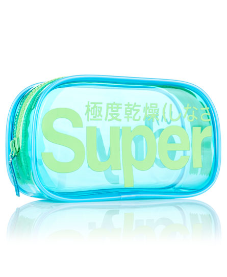 Superdry Neon Bag  Blue