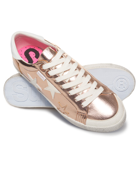 Superdry Sneakers basse SUPER SLEEK LOGO LO Superdry