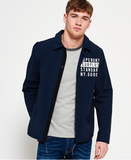 Superdry Superdry Surplus Goods Coach jakke