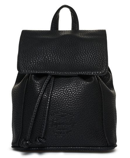 delwen black Superdry Elaina Backpack