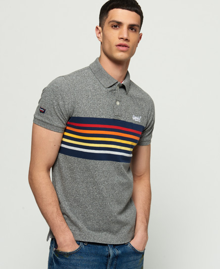 Superdry Superdry Classic Cali Banner poloshirt