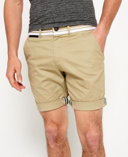 Superdry Maritime Slim Chino Shorts - Mens Idris Shorts