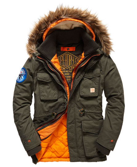 superdry badlands beast jacket men 39 s jackets. Black Bedroom Furniture Sets. Home Design Ideas