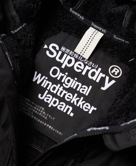 Superdry Winter Sherpa Hooded SD-Windtrekker