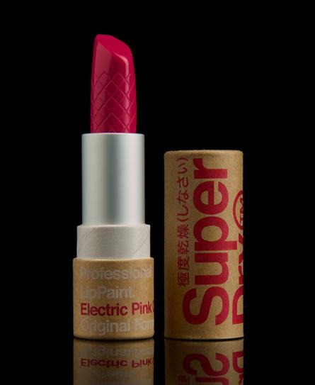 Superdry Lip Paint Pink