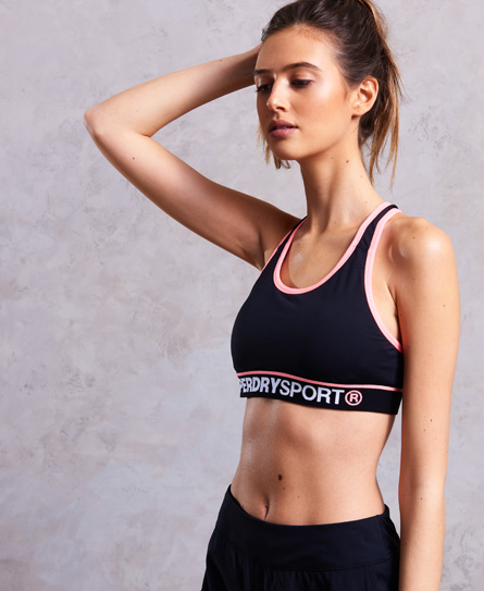Outlet Many Kinds Of Free Shipping 100% Guaranteed Spin Workout Bra Superdry UyaecP