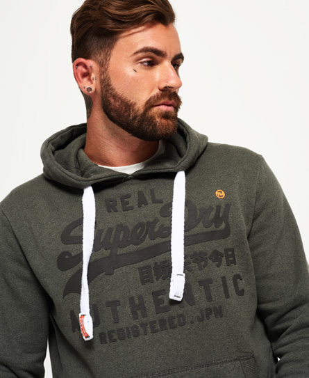Superdry Vintage Authentic Tonal Hoodie