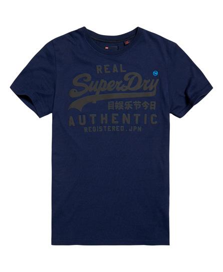 Superdry Vintage Logo Authentic Mono T-Shirt