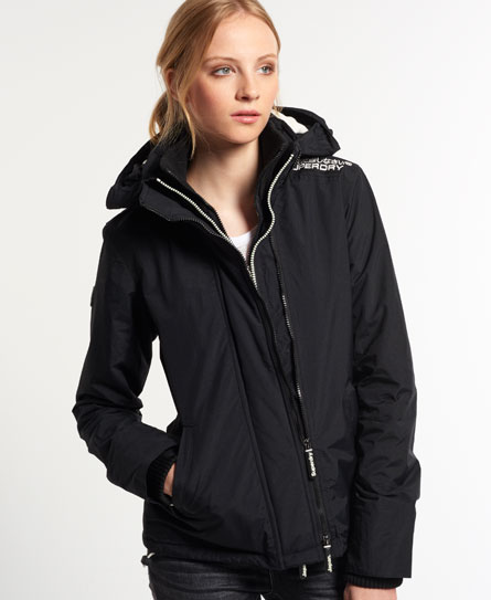 Superdry Superdry Pop Zip vindjakke med hætte