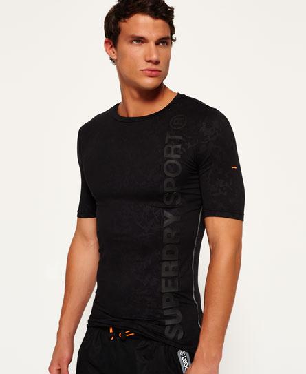superdry t shirt sport athletic t shirts pour homme. Black Bedroom Furniture Sets. Home Design Ideas
