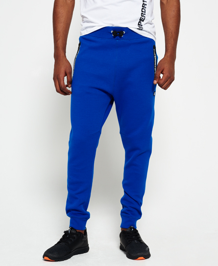 cobalt/rich navy Superdry Gym Tech Slim Jogginghose