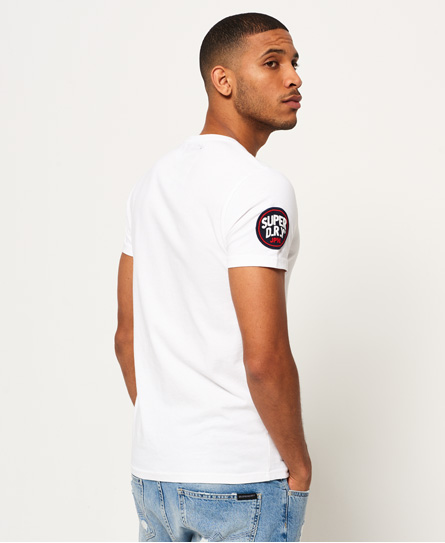Superdry Plane Flyers T-Shirt