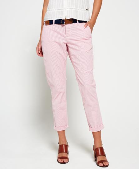 Superdry Pantalon chino Riviera Sweet