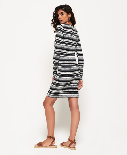 Countdown Package Cheap Price Stripe Pacific Bodycon Dress Superdry Sale Largest Supplier Many Kinds Of Cheap Online 2018 New Cheap Price TZDPR
