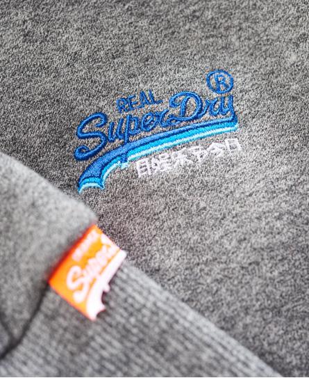 Superdry Orange Label Cali Zip Hoodie