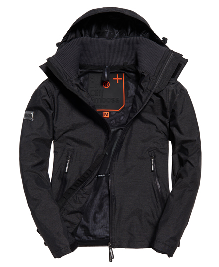 Cliff Emboss Hiker Jacket