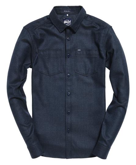 Tweed Riveter overhemd