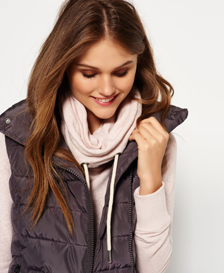 grey Superdry Nordic Gilet
