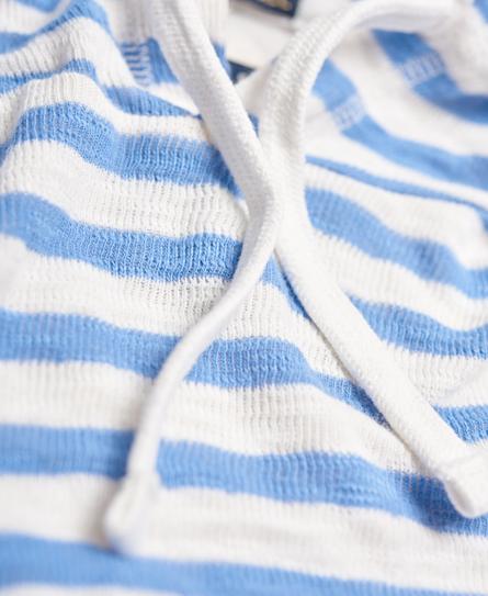 Superdry Stripe Pier Hoodie