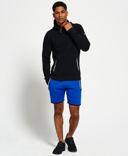 Superdry Gym Tech Embossed Hoodie