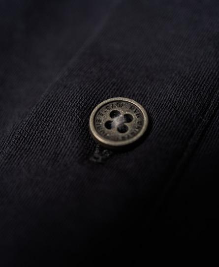 Superdry Structured jerseyskjorte