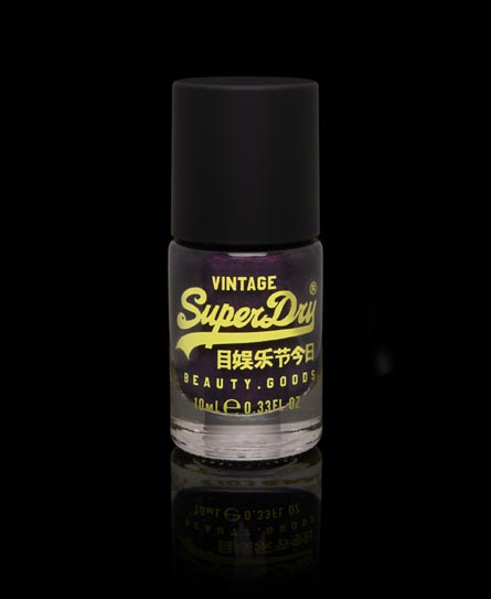 Superdry Nail Paint Purple
