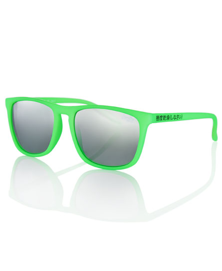 Superdry Shockwave Sunglasses Green