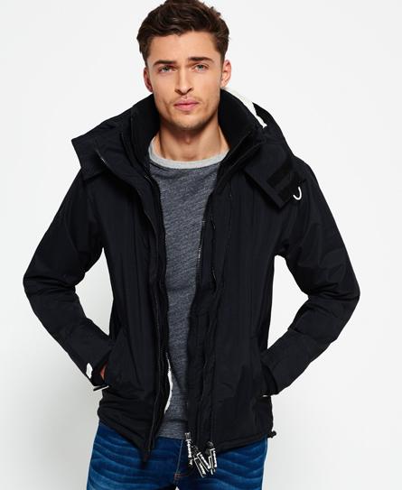 Superdry herren jacke hooded polar windcheater