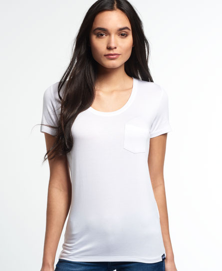 Superdry Superdry Essentials Drapey Pocket T-shirt